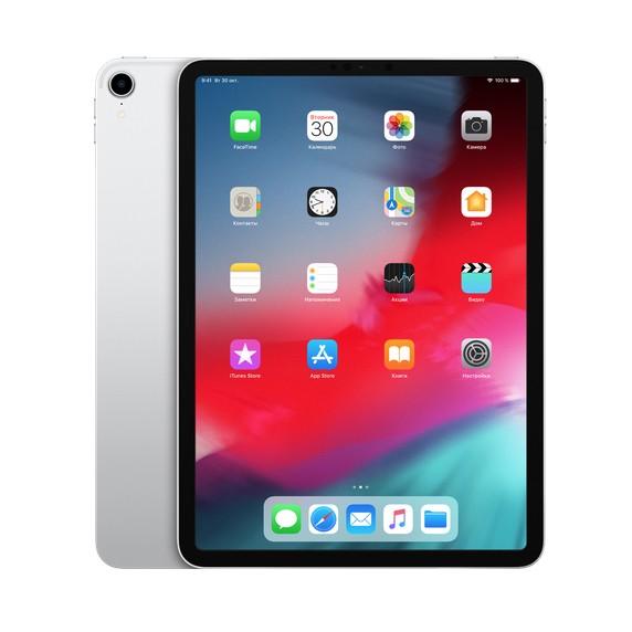 iPad Pro 11 дюймов Silver