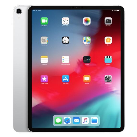 iPad Pro 12,9 дюймов Silver