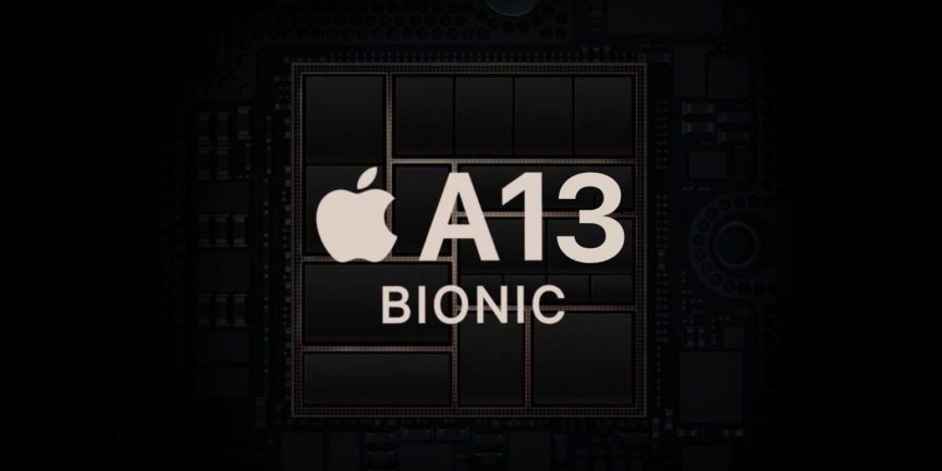 Процессор A13 Bionic