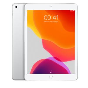 iPad 2019 Silver