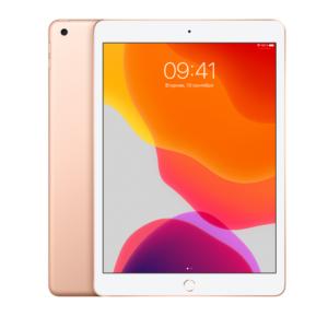 iPad 2019 Gold