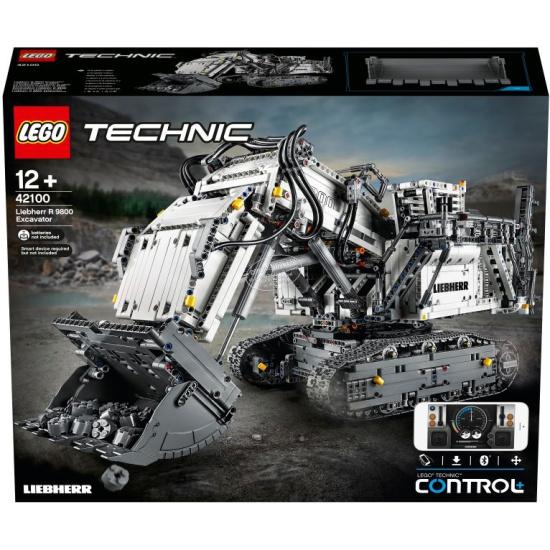 LEGO 42100 Liebherr